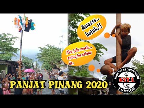 PANJAT PINANG 2020 || KEBON BELEQ || MEKAR SARI