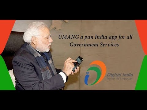 UMANG APP(Online gas refill,PAN CARD enquiry,Passport appointment,Online gov jobs)[FULL Details]