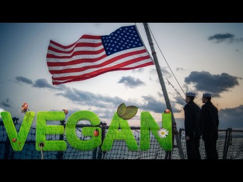 Can you be VEGAN in the Navy