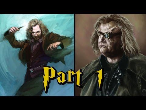 VS | Sirius Black vs Alastor Moody (1/2)