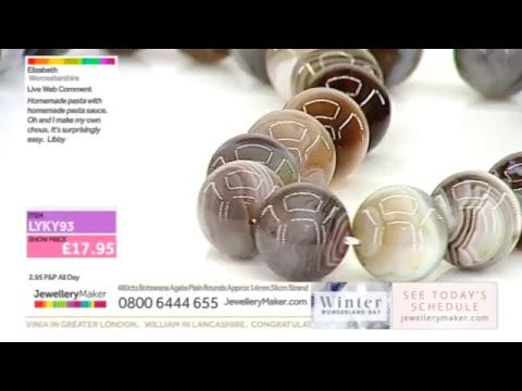 JewelleryMaker LIVE 26/10/17 1PM - 6PM