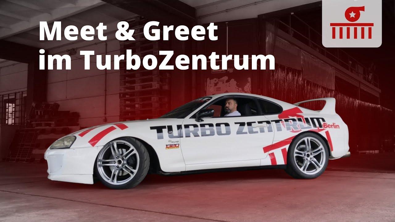 Die Supra ist schon da   Meet & Greet 2018 im TurboZentrum