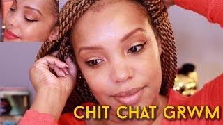 Chit Chat & GRWM | feat. Colourpop Sweet Talk Palette
