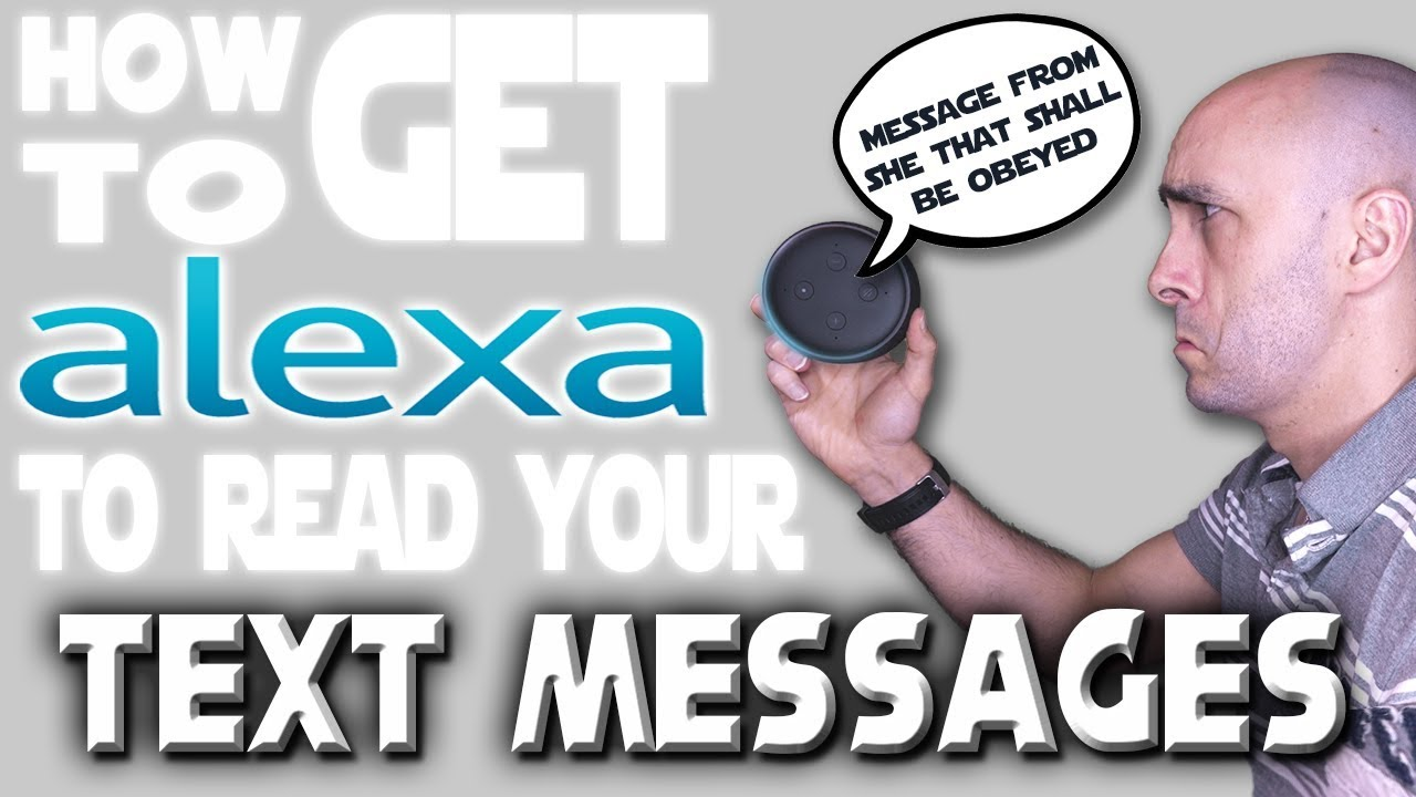 Mastermind Alternative: How To Get Alexa & Google Home To Read Out Your  SMS, Whatsapp & Email