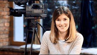 Профессии на ТВ. Мастер-класс Ксении Соколянской для «Поколения М»