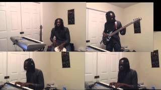 You Are Me (Alaine) [Bass Cover] [Djembe Cover] [K