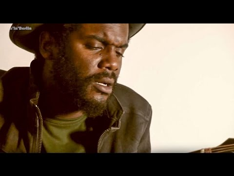 Gary Clark Jr - THE HEALING - Acoustic-Session @Jam'in'Berlin