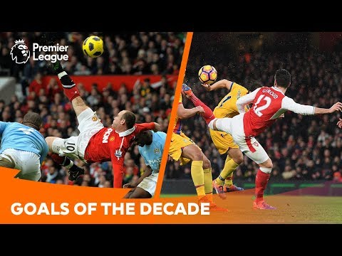 BEST Premier League Goals of the Decade | 2010 - 2019 | Part