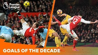 BEST Premier League Goals of the Decade | 2010 - 2019 | Part 1