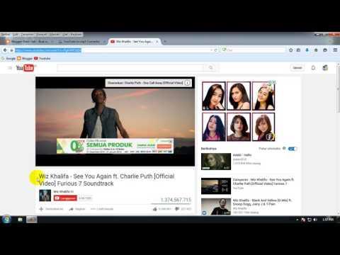 Tutorial Cara Download Lagu Mp3 Dari Youtube   EnterGeh