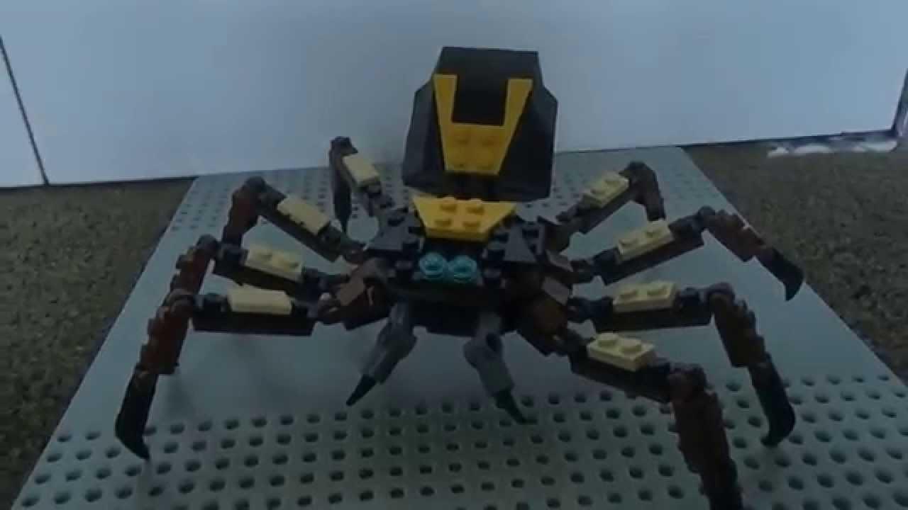 Lego Creation Double Review Kamacuras And Kumonga Youtube
