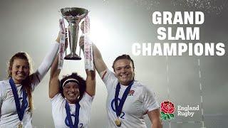 Winning the Grand Slam O2 Inside Line Red Roses Ep 1