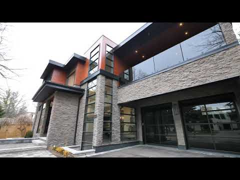 Mississauga Luxury Contemporary Home