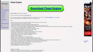 How to download Cheat Engine 6 4