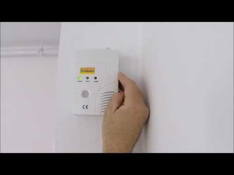Senzorul de gaz si repornirea alimentarii cu gaz a apartamentului