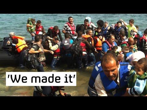 Refugee crisis: new boats still arriving on Lesbos island kritikus fÉl Óra: ennyi kellett ahhoz, hogy 13 csónak érkezzen leszboszra KRITIKUS FÉL ÓRA: Ennyi kellett ahhoz, hogy 13 csónak érkezzen Leszboszra hqdefault