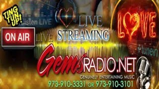 Gems Radio interview Brazy O & D Blackadon