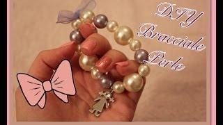 DIY-  Braccialetto Con Perle Thumbnail