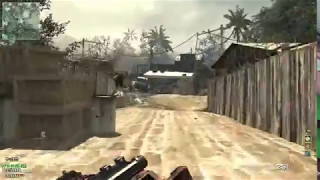 Call of Duty Modern Warfare 3 13.10.2013 360p. Village - Team Death Match