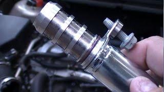 Replace a Camshaft Position Actuator Solenoid Valve on a  2008 Chevrolet  Malibu 2.4L Ecotec P0014