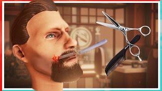SLECHTSTE KAPPER OOIT!!! (Barbershop Simulator)
