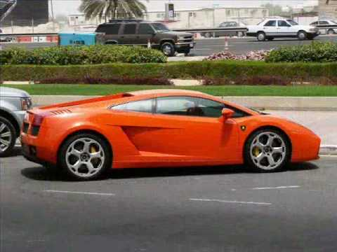 Amazing Cars Of The UAE