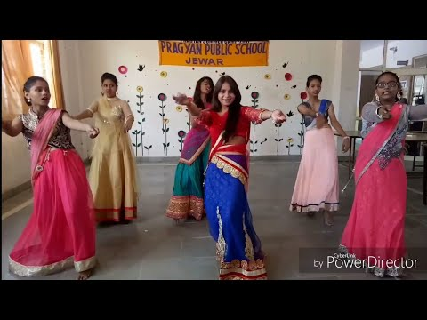 Aaja Nachle || Sunidhi Chauhan || By  $tudents