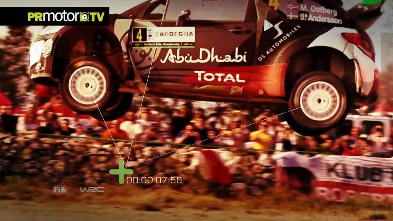 FIA World Rally Championship 2016 Stop 8 Finland Preview Material - PRMotor TV Channel