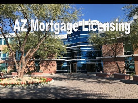 Arizona Mortgage Responsible Individual - Arizona Responsible Individual