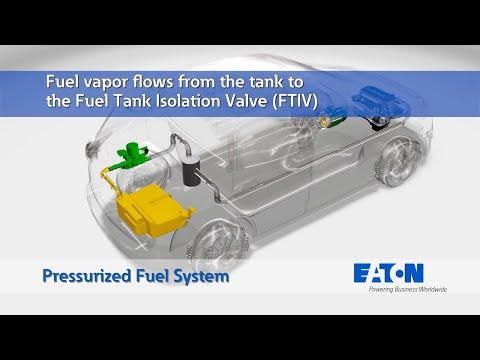 Eaton Fuel Isolation Valve (FTIV)