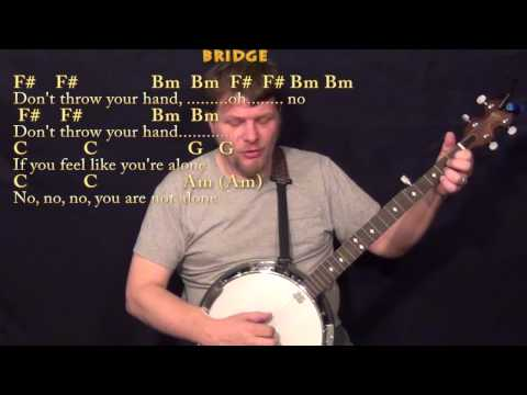 Everybody Hurts (R.E.M.) Banjo Cover Lesson with Chords/Lyrics ...