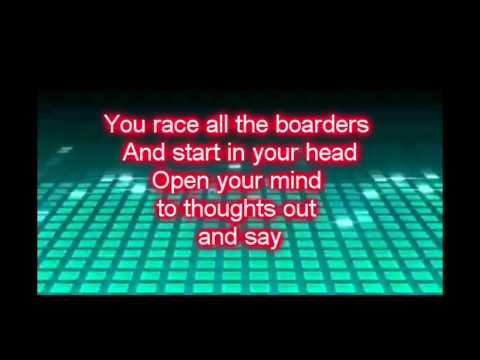 LAURIE ANDERSON -  Nescafe Open Up Lyrics