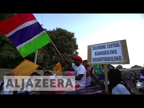 The Gambia: Barrow's party wins most seats in parliamentary poll