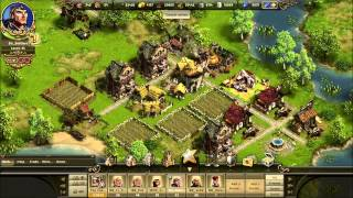 The Settlers Online Trailer HD