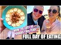 FULL DAY OF EATING   How I Lost 10 Pounds This Year EASILY