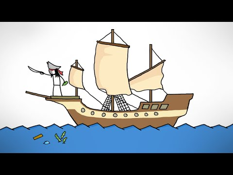 How did early Sailors navigate the Oceans? | The Curious Eng