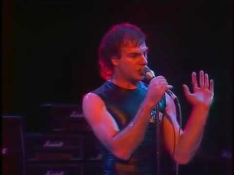 Trust live @ Concert Pour Chorus Paris 1980