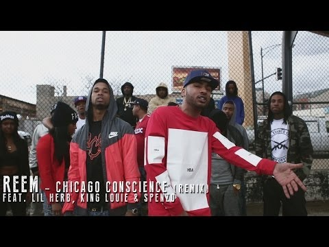Reem f/ Lil Herb, King Louie & Spenzo - Chicago Conscious (Remix)