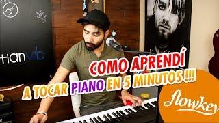 Como tocar el PIANO Facil y Rapido | Como me convertí en un virtuoso del Piano en 5 Minutos