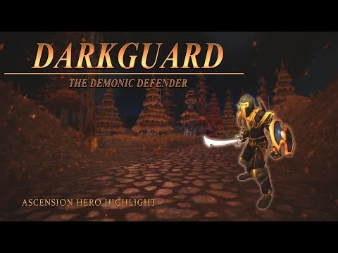 Ascension WoW Classless: Darkguard Hero Highlight