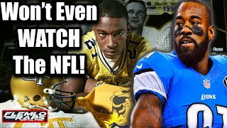 What Happened to Calvin Johnson? (Why Megatron Doesn't Watch the NFL Anymore)