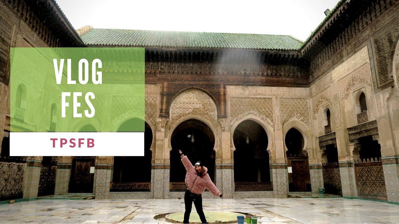 Vlog Fes   نهاية الأسبوع ديالي في فاس