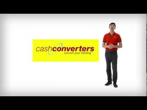 Cash Converters Singapore TV Commercial