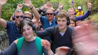 Silent Disco Adventure Tours in Edinburgh