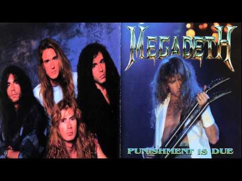 Megadeth - Punishment Is Due (Milton Keynes 1993) [Full Bootleg Album]