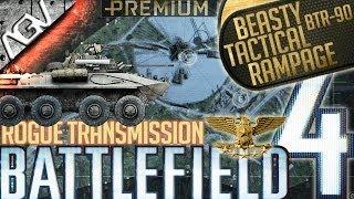 BEASTY TACTICAL RAMPAGE ► BTR-90 ● Battlefield 4 █ GER/ENG