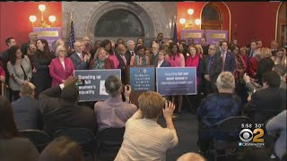 New York Legislature Passes Reproductive Health Act