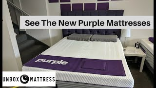 The New Purple Mattress -  See All 3 New Purple Beds!