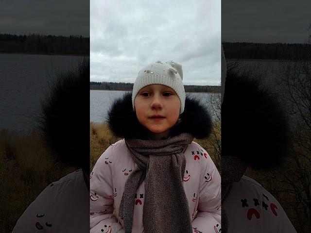 Изображение предпросмотра прочтения – ОльгаКарпухина читает произведение «Гой ты, Русь, моя родная!..» С.А.Есенина
