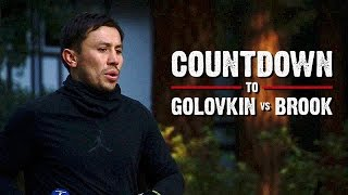Countdown to Golovkin vs. Brook - UCN EXCLUSIVE